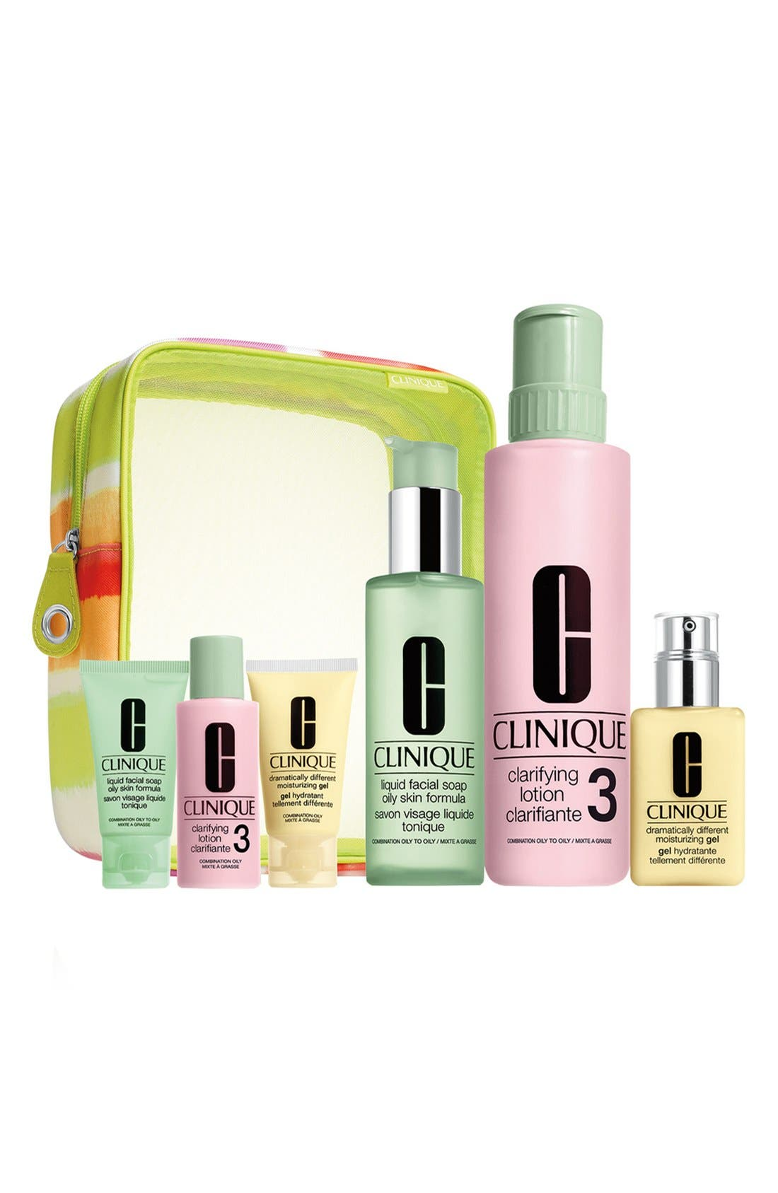 ,                             'Great Skin Home & Away' Set for Very Dry to Dry Combination Skin Types,                             Main thumbnail 2, color,                             101