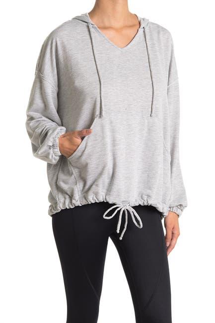 Image of Maaji Detour Long Sleeve Hooded Pullover