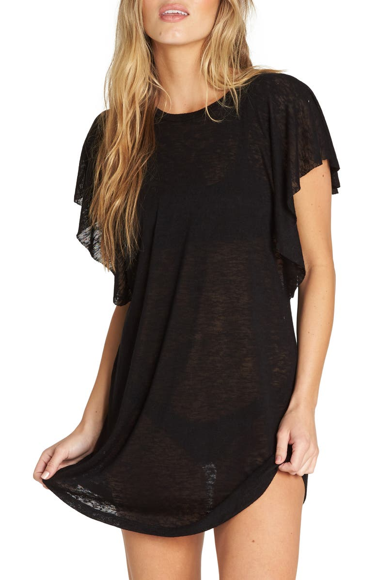 BILLABONG Out for Waves Cover-Up Tunic, Main, color, 012