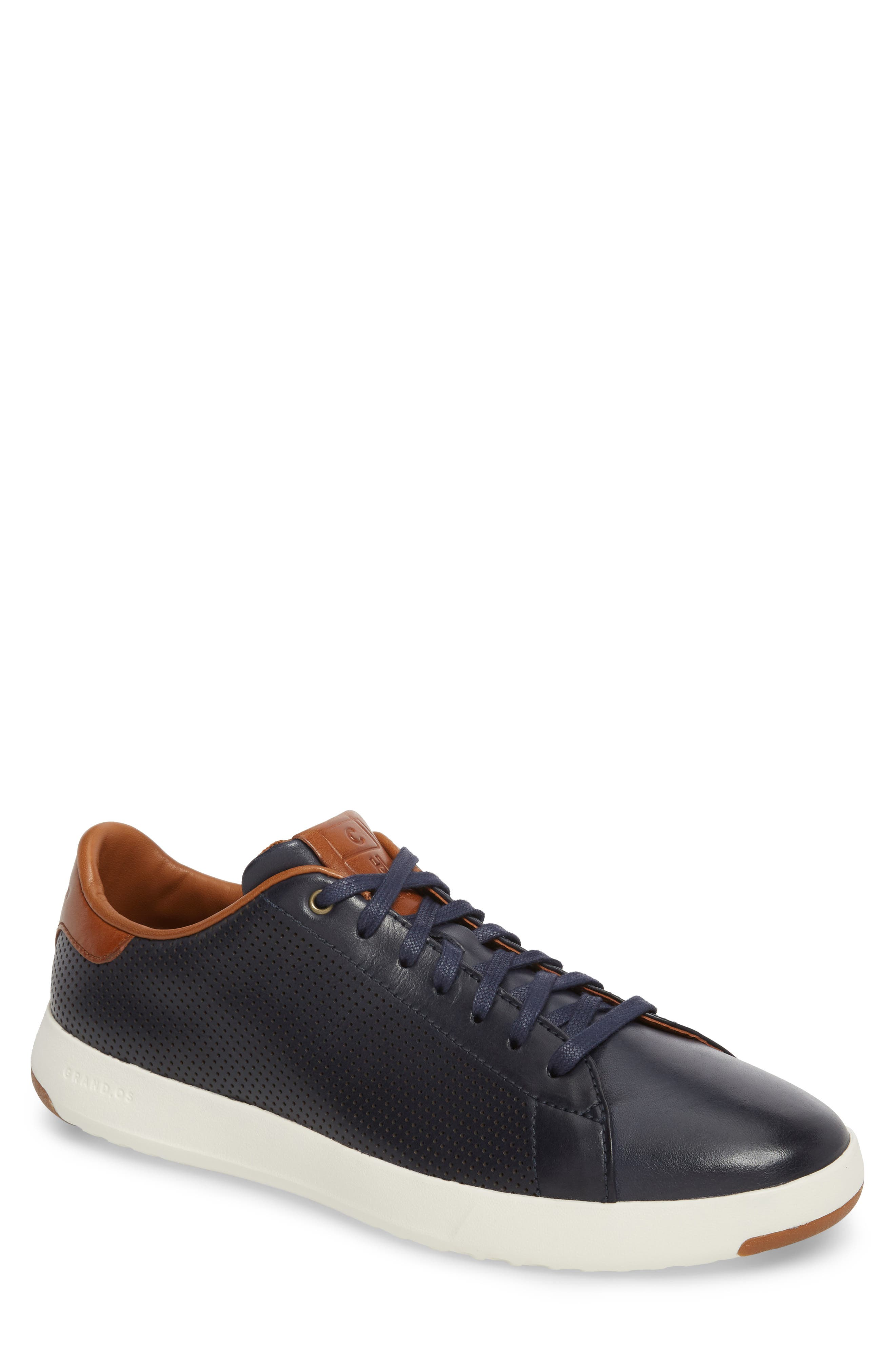 Cole Haan GrandPrø Perforated Low Top
