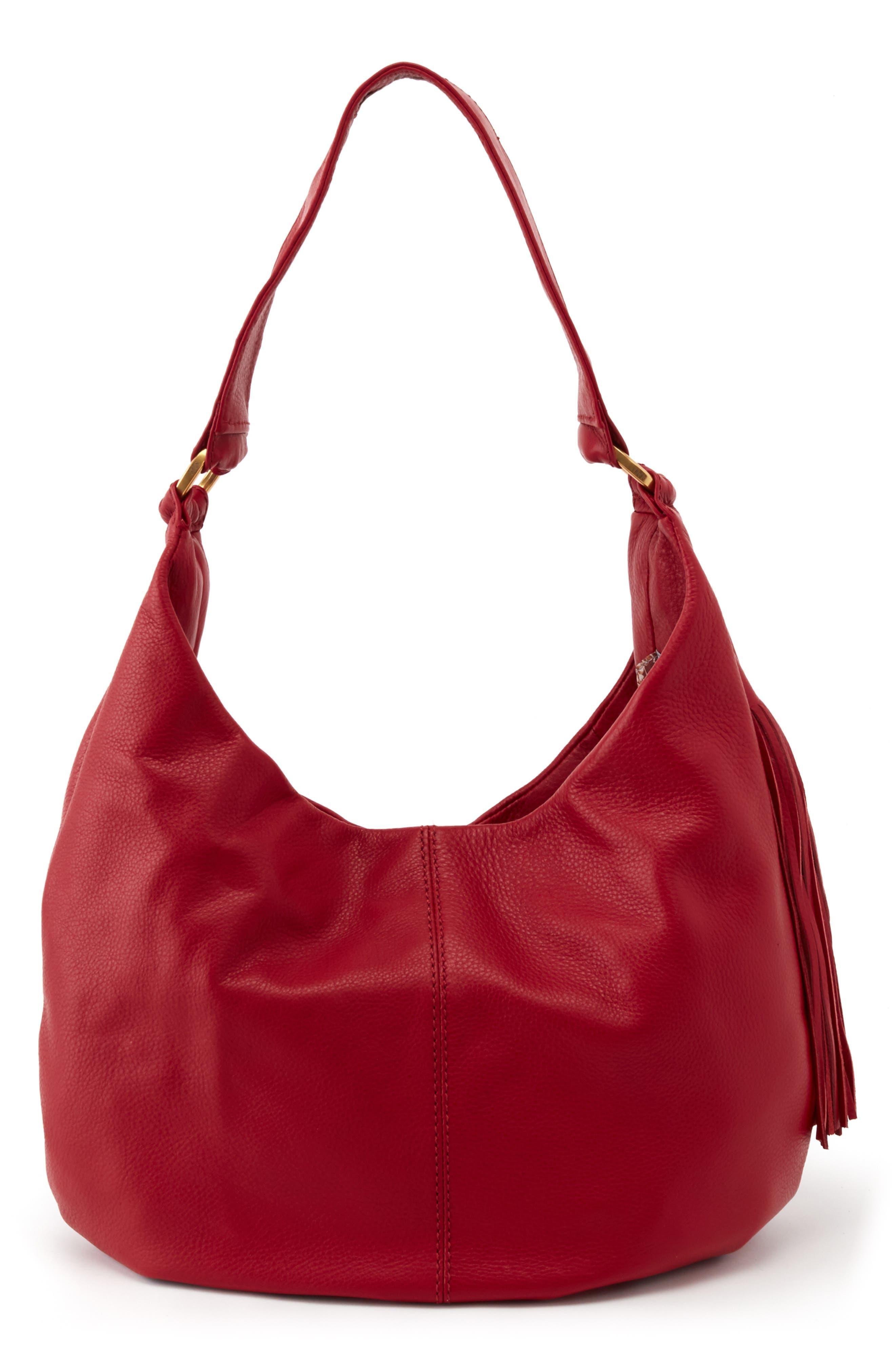 Gardner Leather Shoulder Bag
