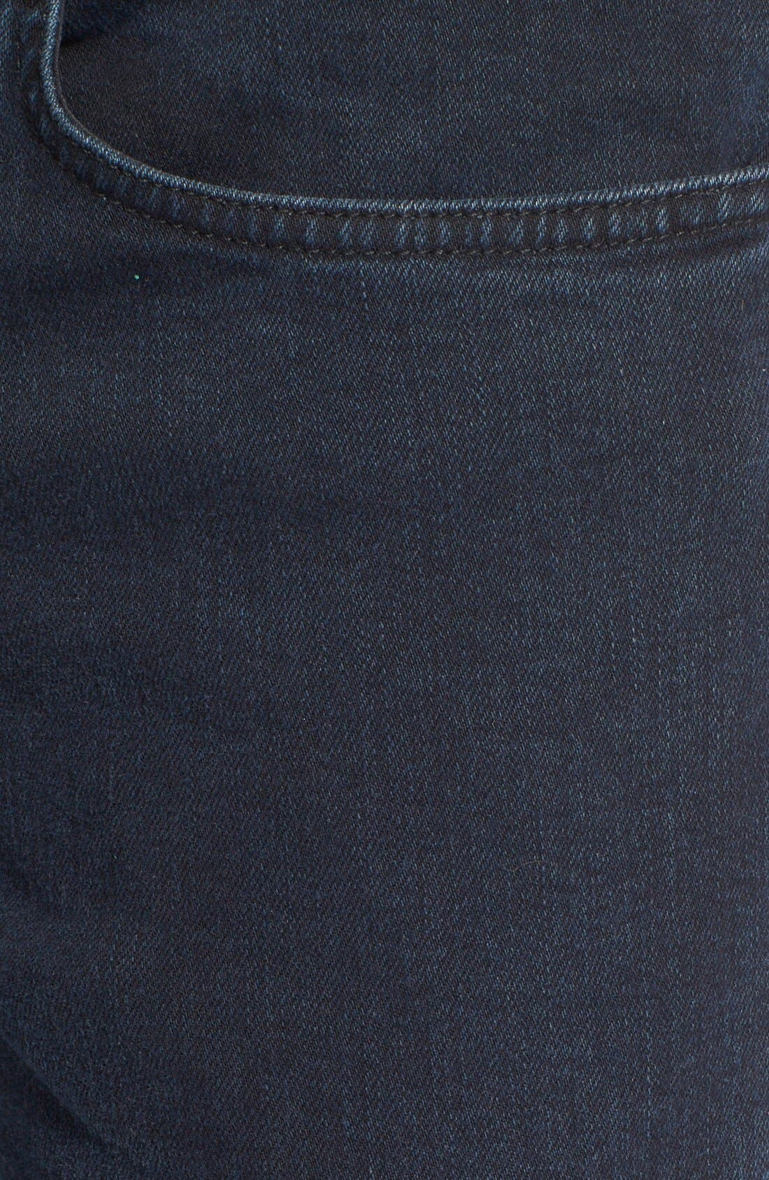 ,                             Slim Straight Leg Jeans,                             Alternate thumbnail 2, color,                             400
