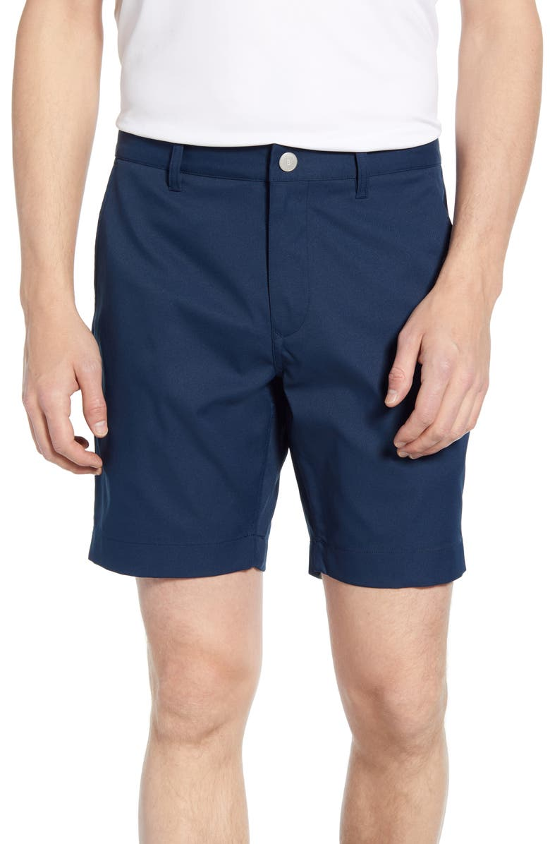 BONOBOS The Highland Golf Shorts, Main, color, NAVY