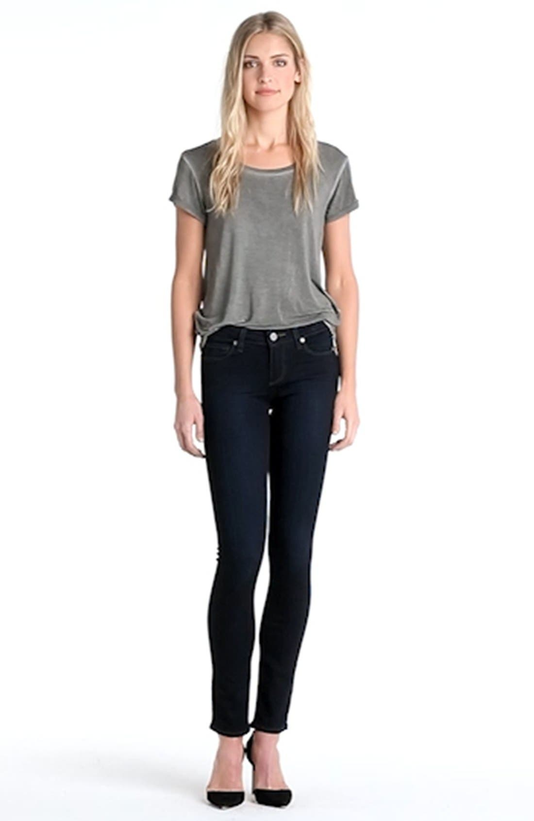 ,                             'Transcend - Skyline' Skinny Jeans,                             Alternate thumbnail 7, color,                             MONA