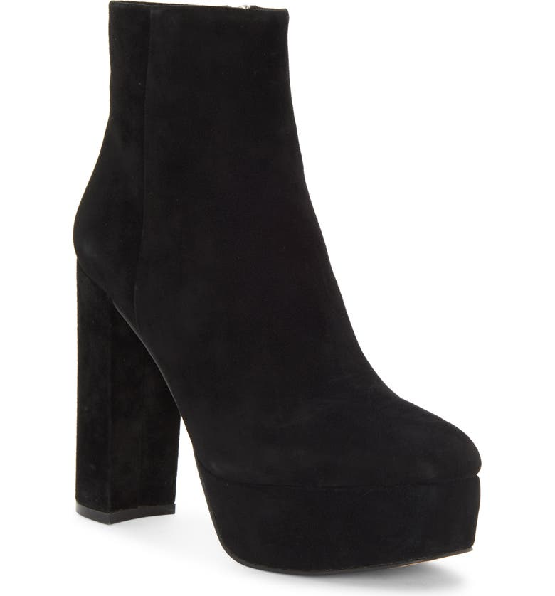 VINCE CAMUTO Leslieon Square Toe Platform Boot, Main, color, 001