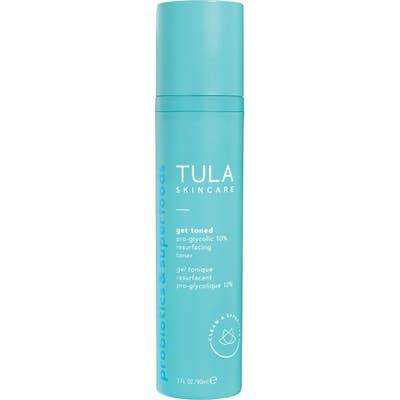 Tula Skincare Get Toned Pro-Glycolic 10% Resurfacing Toner