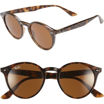 Ray-Ban Highstreet 4m Round Sunglasses -