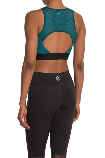 Image of Reebok Performace Crop Tank