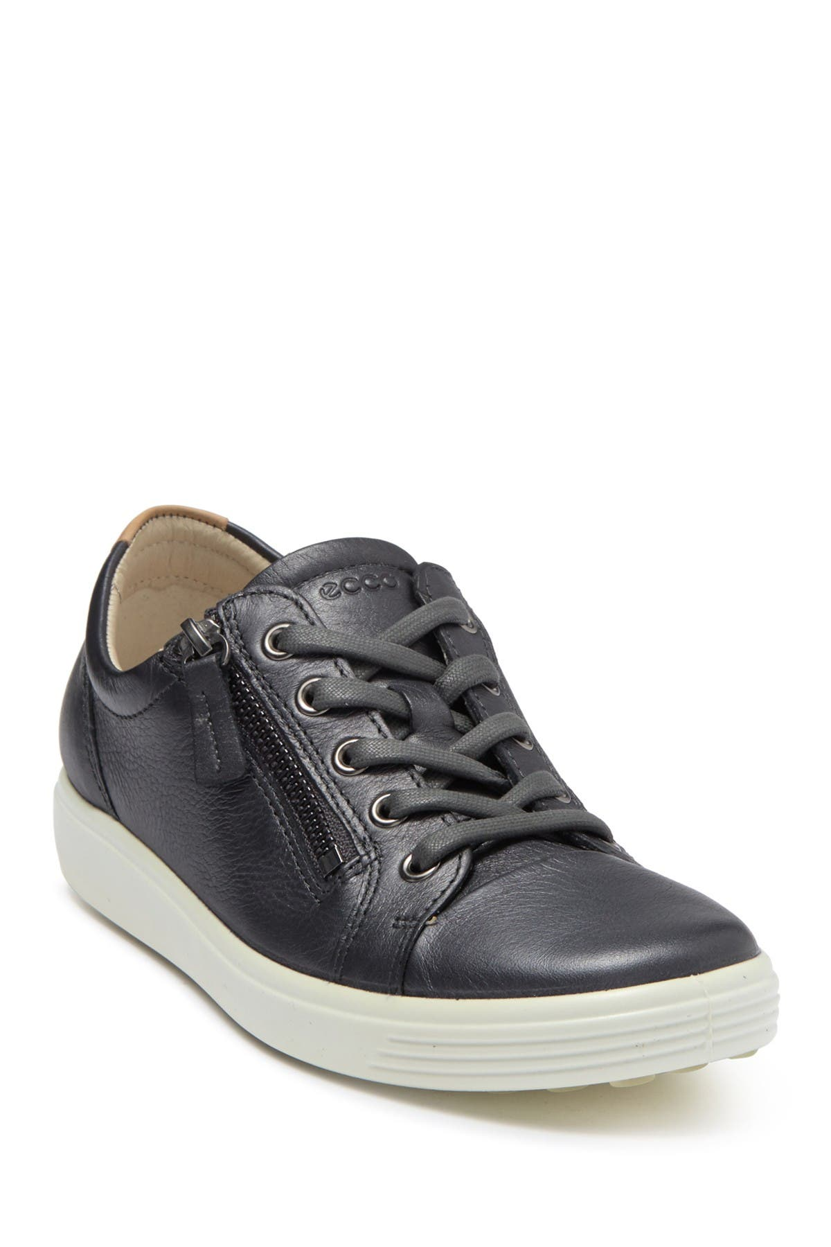 Image of ECCO Soft 7 Leather Sneaker