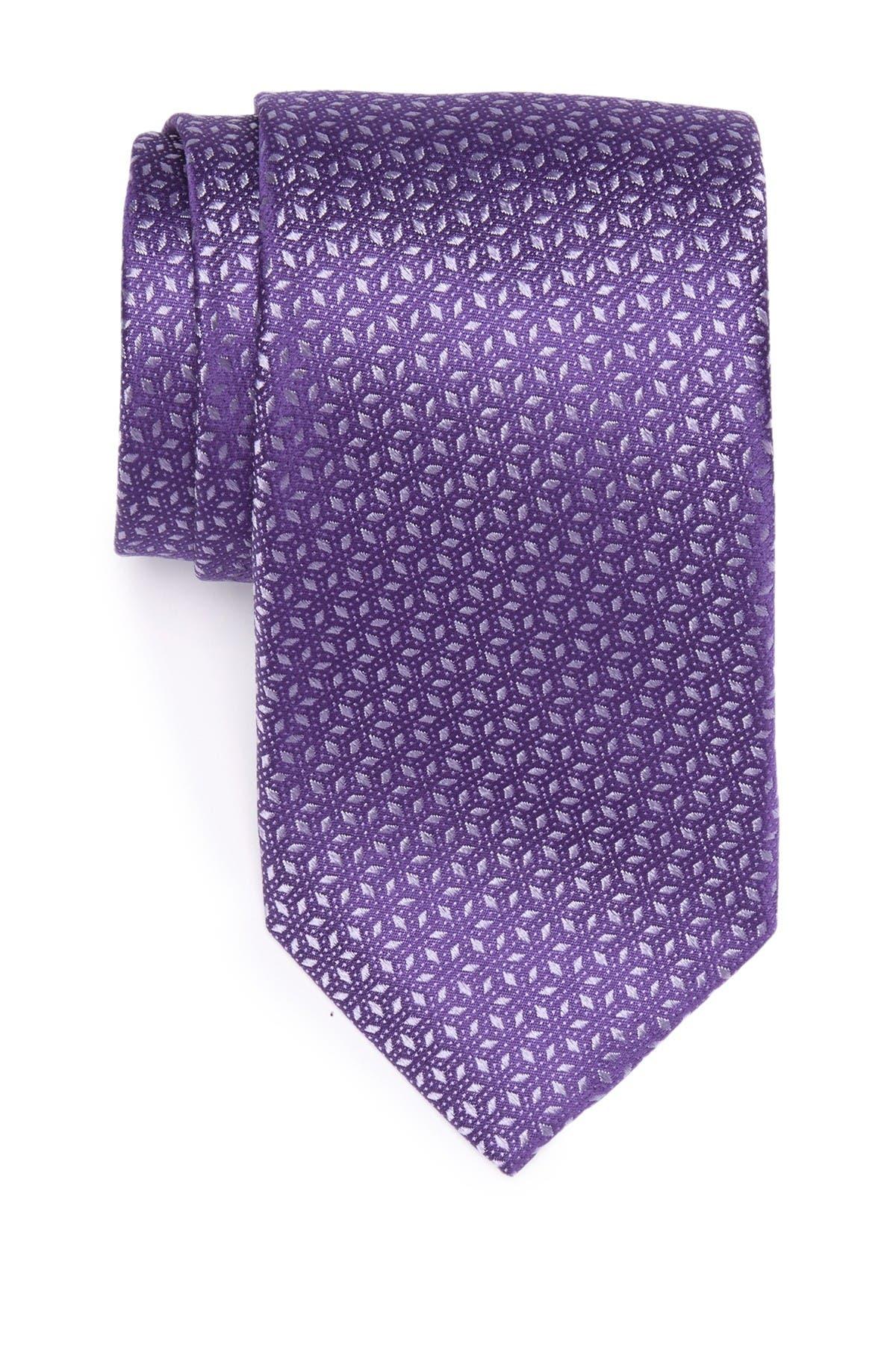 Image of Michael Kors Pindot Ground Diamonds Tie