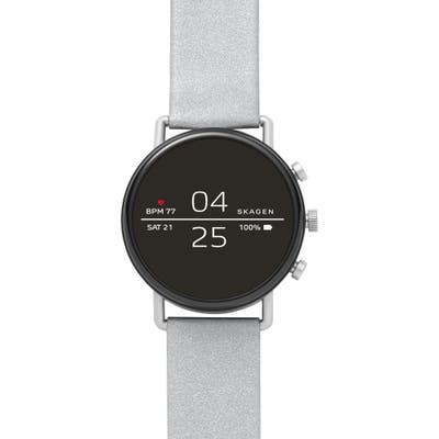 Skagen Falster 2 Touchscreen Strap Smart Watch, 40Mm
