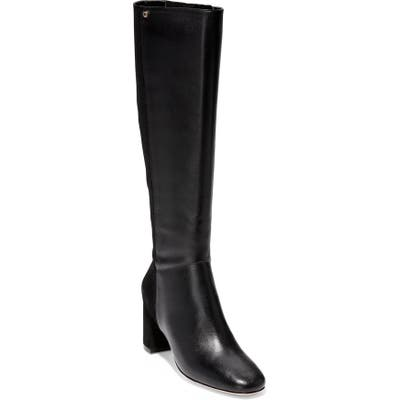 Cole Haan Rianne Tall Boot B - Black
