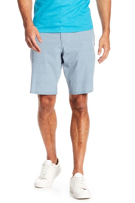 Image of O'Neill Locked Stripe Hybrid Shorts
