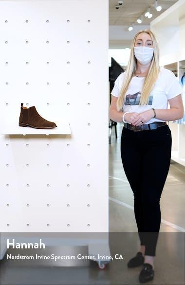 David Water Resistant Chelsea Boot, sales video thumbnail