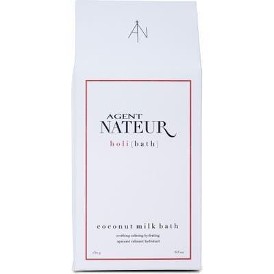 Agent Nateur Holi(Bath) Coconut Milk Bath Soak