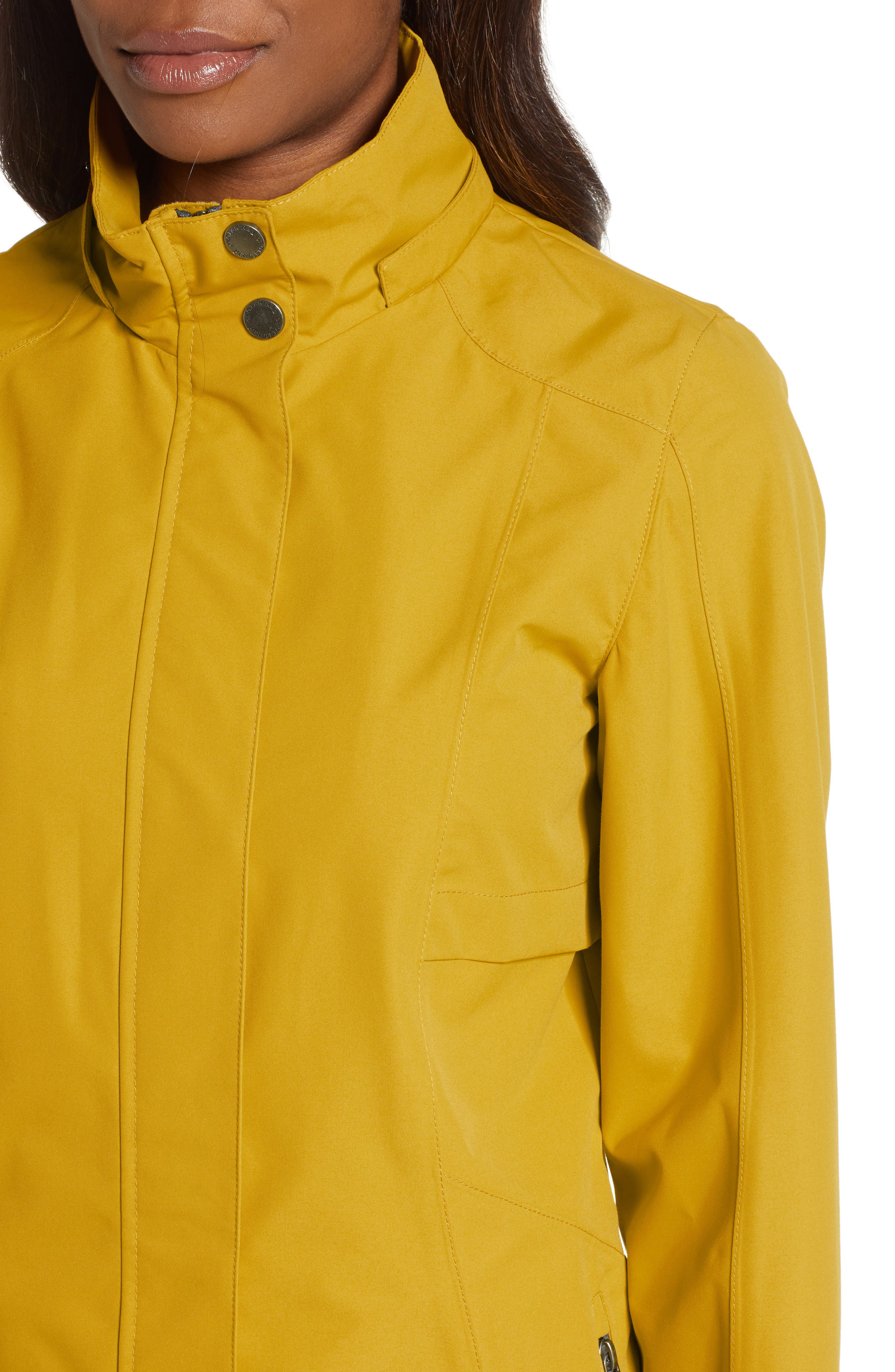 ,                             Josephine Water Repellent Hooded Jacket,                             Alternate thumbnail 11, color,                             701