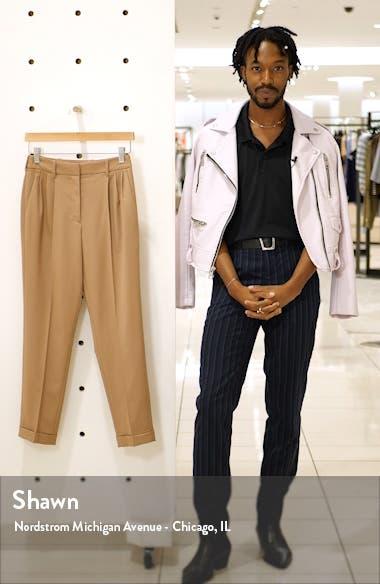 Montana Stretch Wool Crop Pants, sales video thumbnail