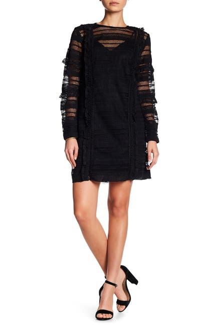 Image of Sugarlips Juliet Lace Shift Dress