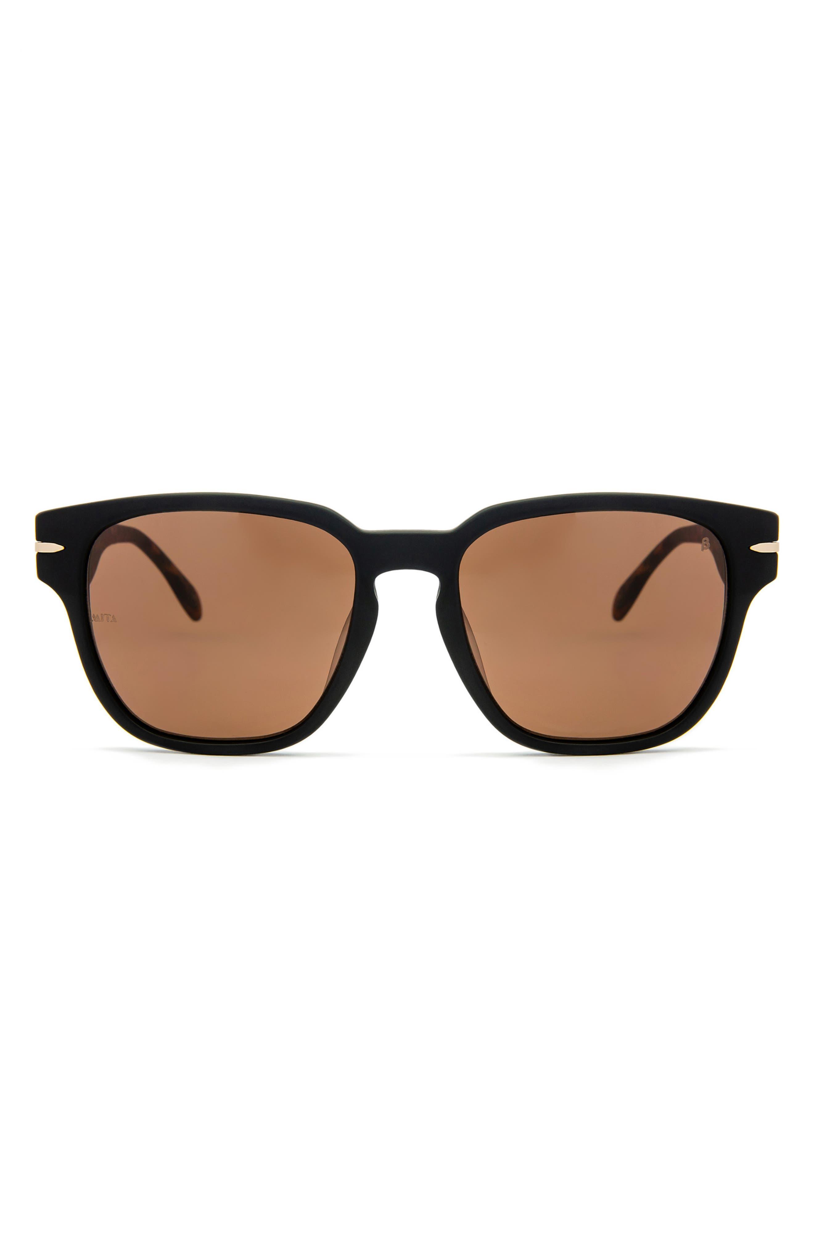 Key West 55mm Square Sunglasses