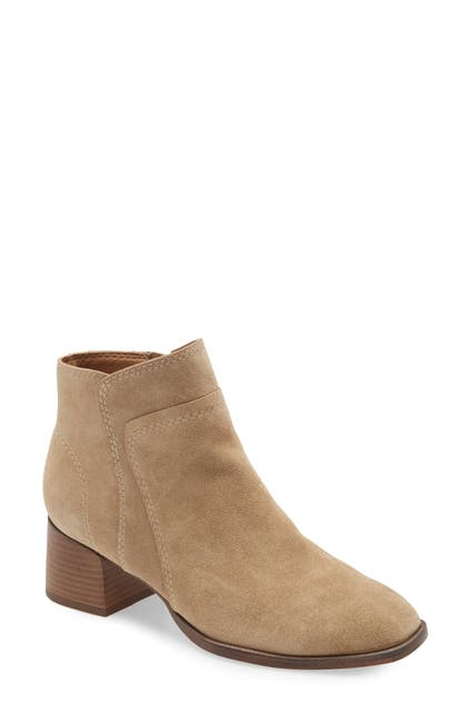 Image of Lucky Brand Lilka Suede Bootie