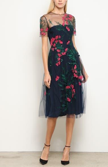 Floral Cocktail Dress, video thumbnail