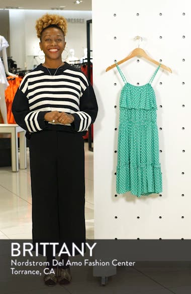 Dot Off the Press Polka Dot Dress, sales video thumbnail
