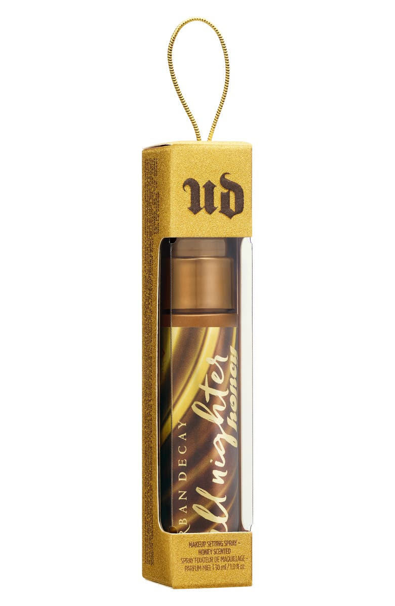 URBAN DECAY Travel Size All Nighter Setting Spray Ornament, Main, color, 960