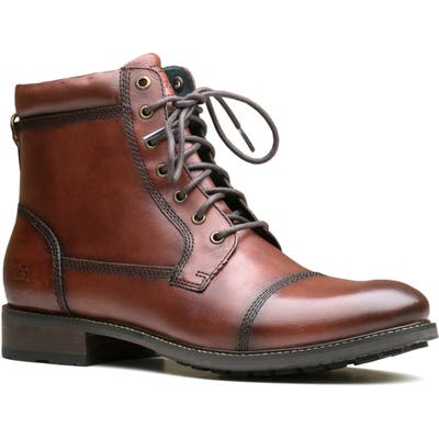 Rodd & Gunn Silverstream Cap Toe Boot