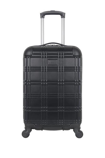 "Image of Ben Sherman Nottingham 22.5"" 4 Wheel Carry-On Luggage"