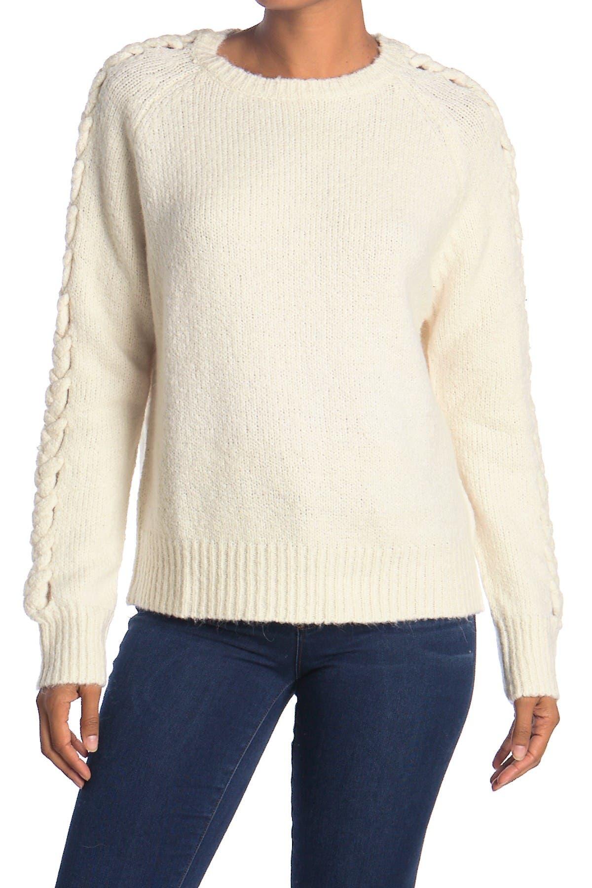Image of Line Madga Knit Sweater