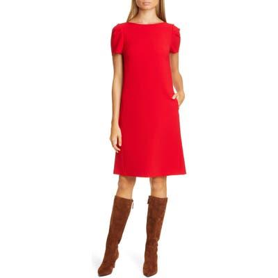 Lafayette 148 New York Cohen Dress, Red
