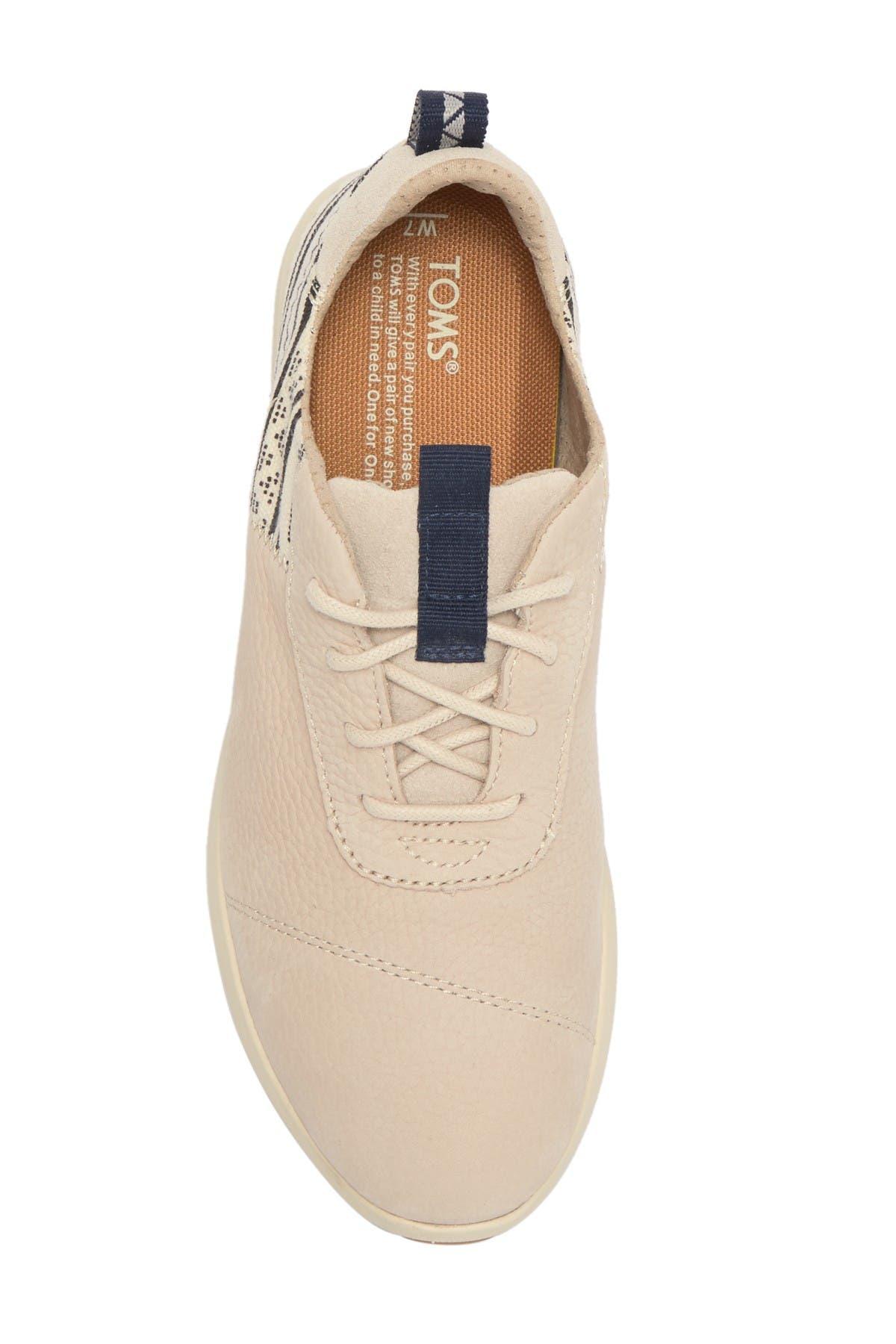 TOMS | Birch Cabrillo Leather Sneaker