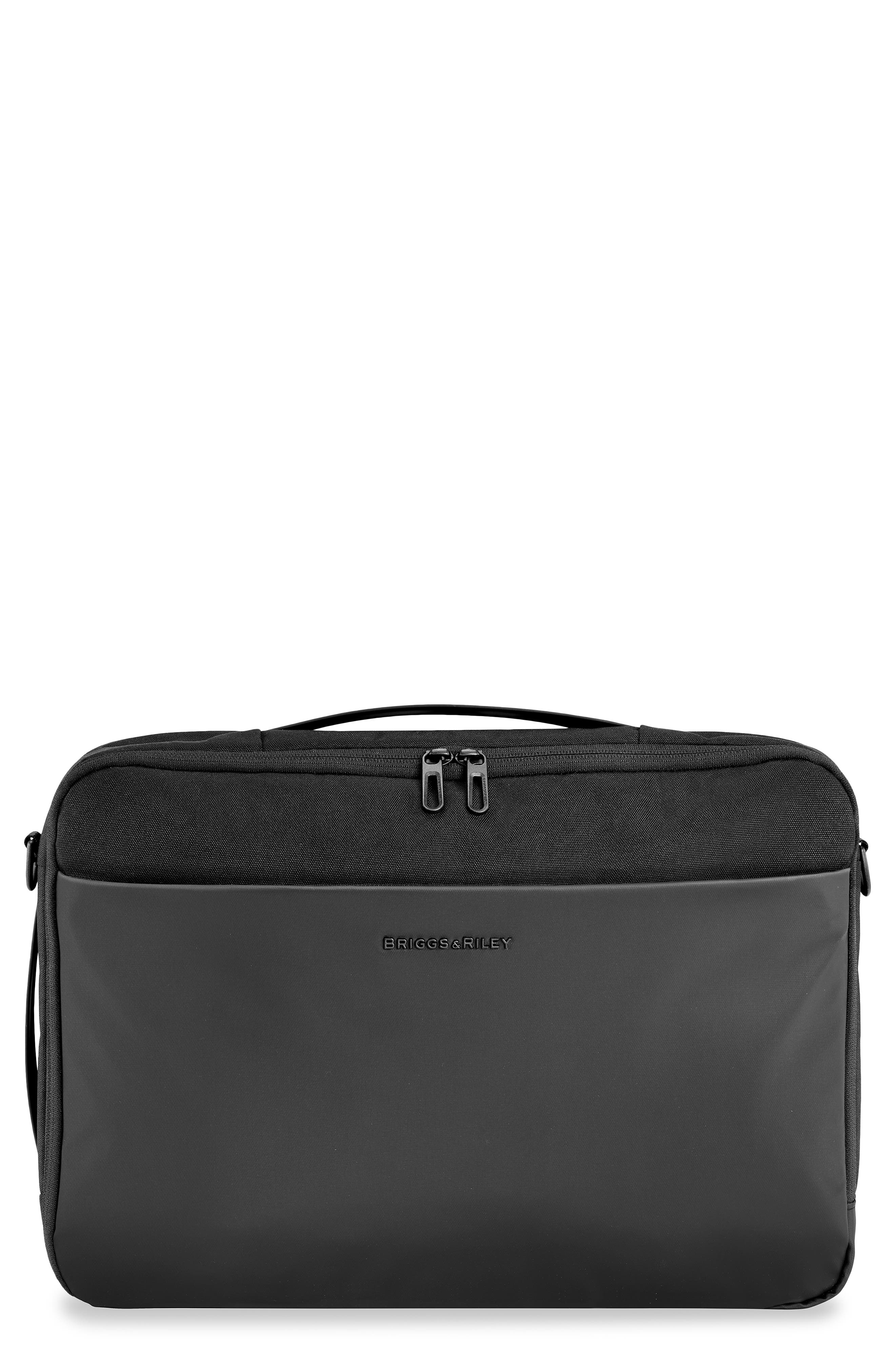 Delve Convertible Briefcase Backpack