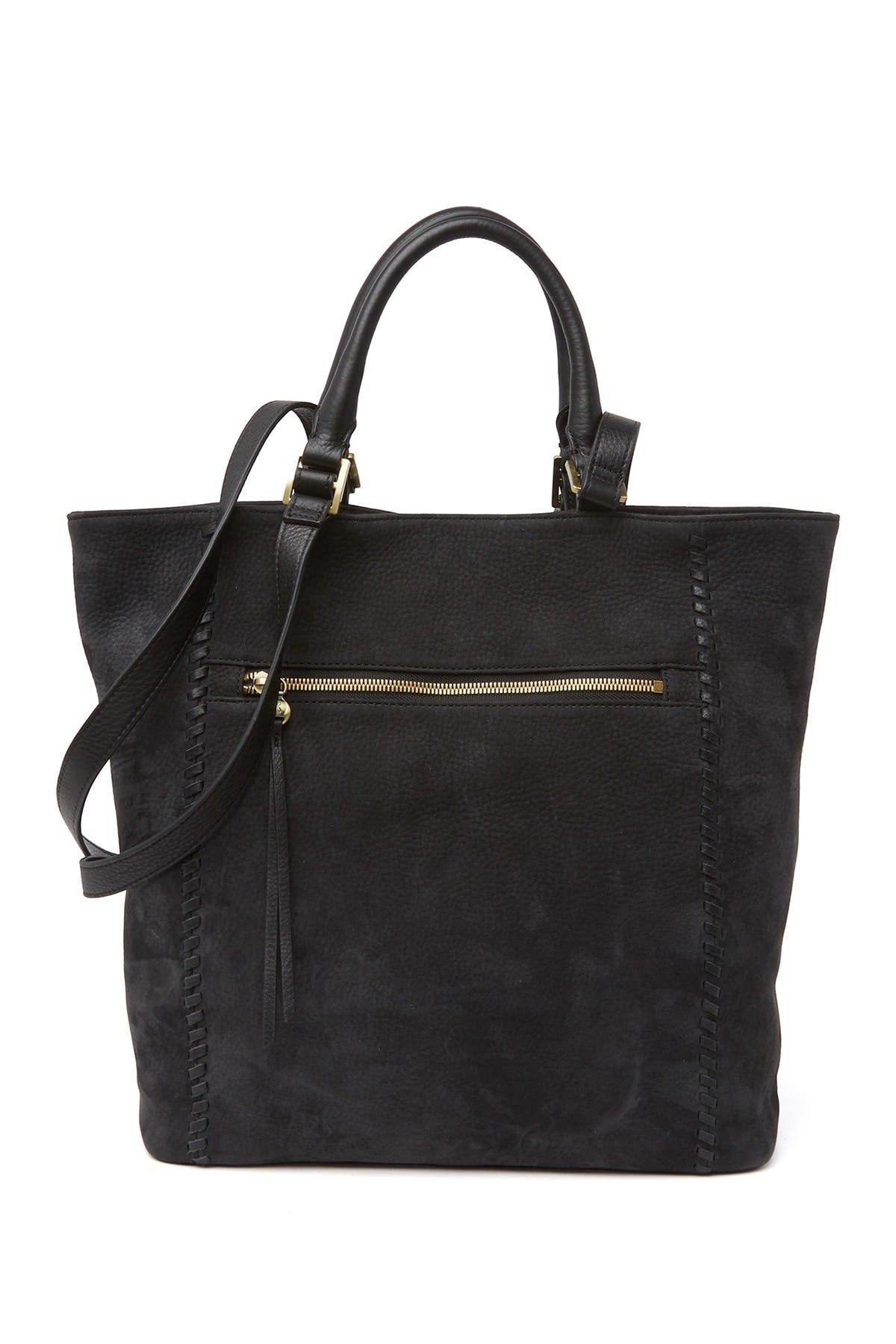 Image of Hobo Ballad Whipstitched Leather Tote Bag