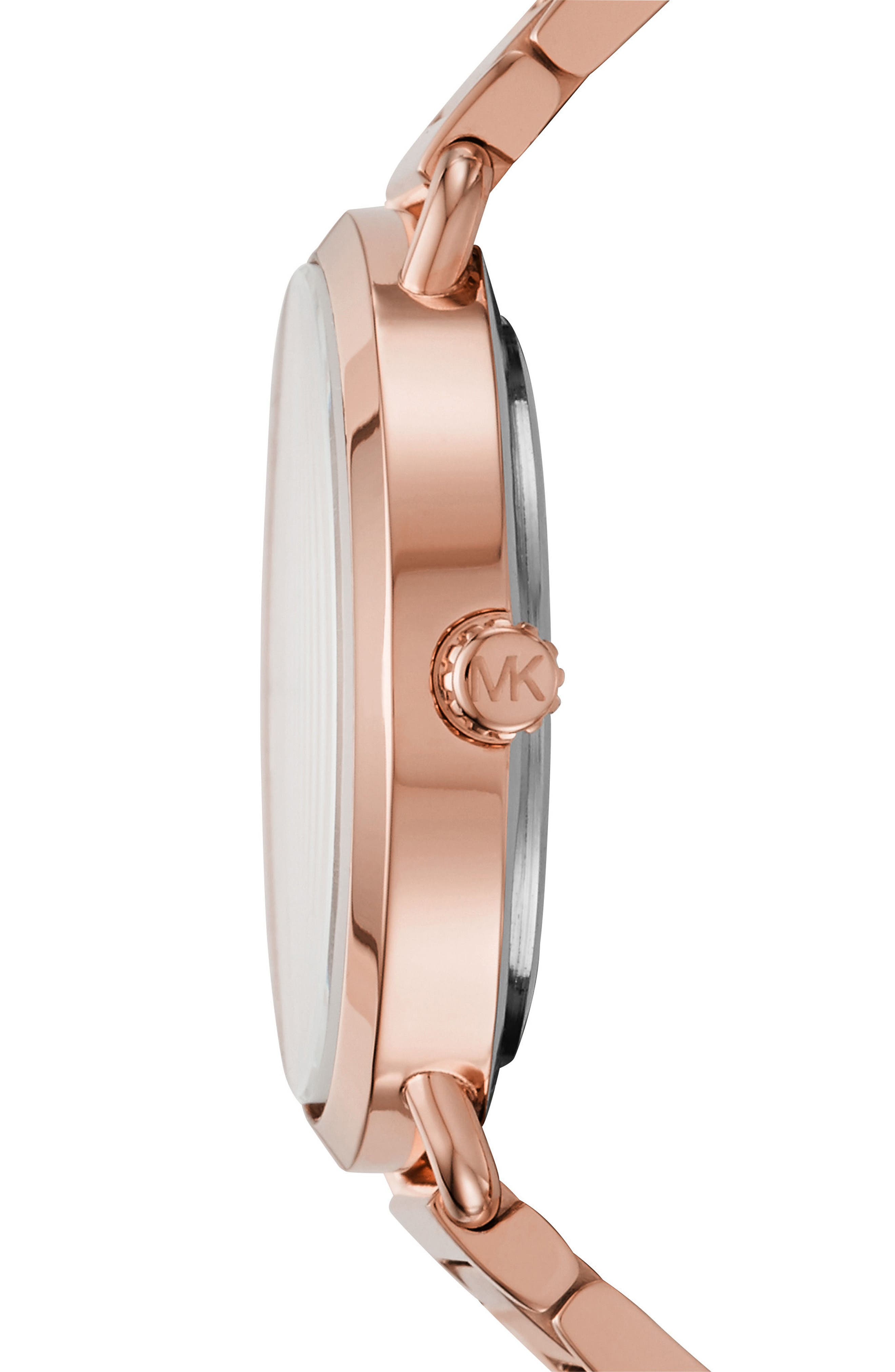 ,                             Portia Round Bracelet Watch, 36.5mm,                             Alternate thumbnail 10, color,                             221