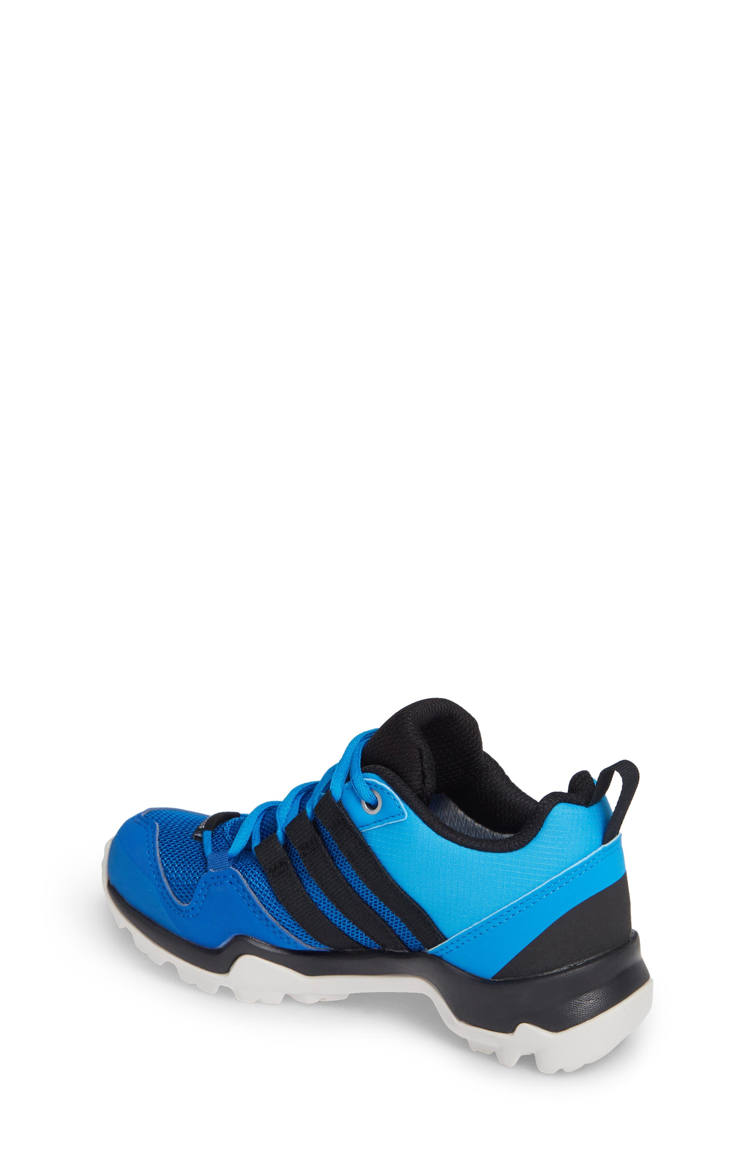,                             Terrex AX2R CP Sneaker,                             Alternate thumbnail 2, color,                             BLUE BEAUTY/ BLACK/ ORANGE