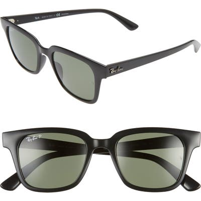 Ray-Ban Wayfarer 51Mm Sunglasses - Black