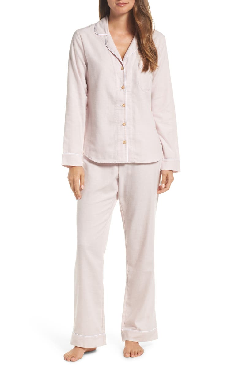 UGG<SUP>®</SUP> Raven Herringbone Pajamas, Main, color, 688