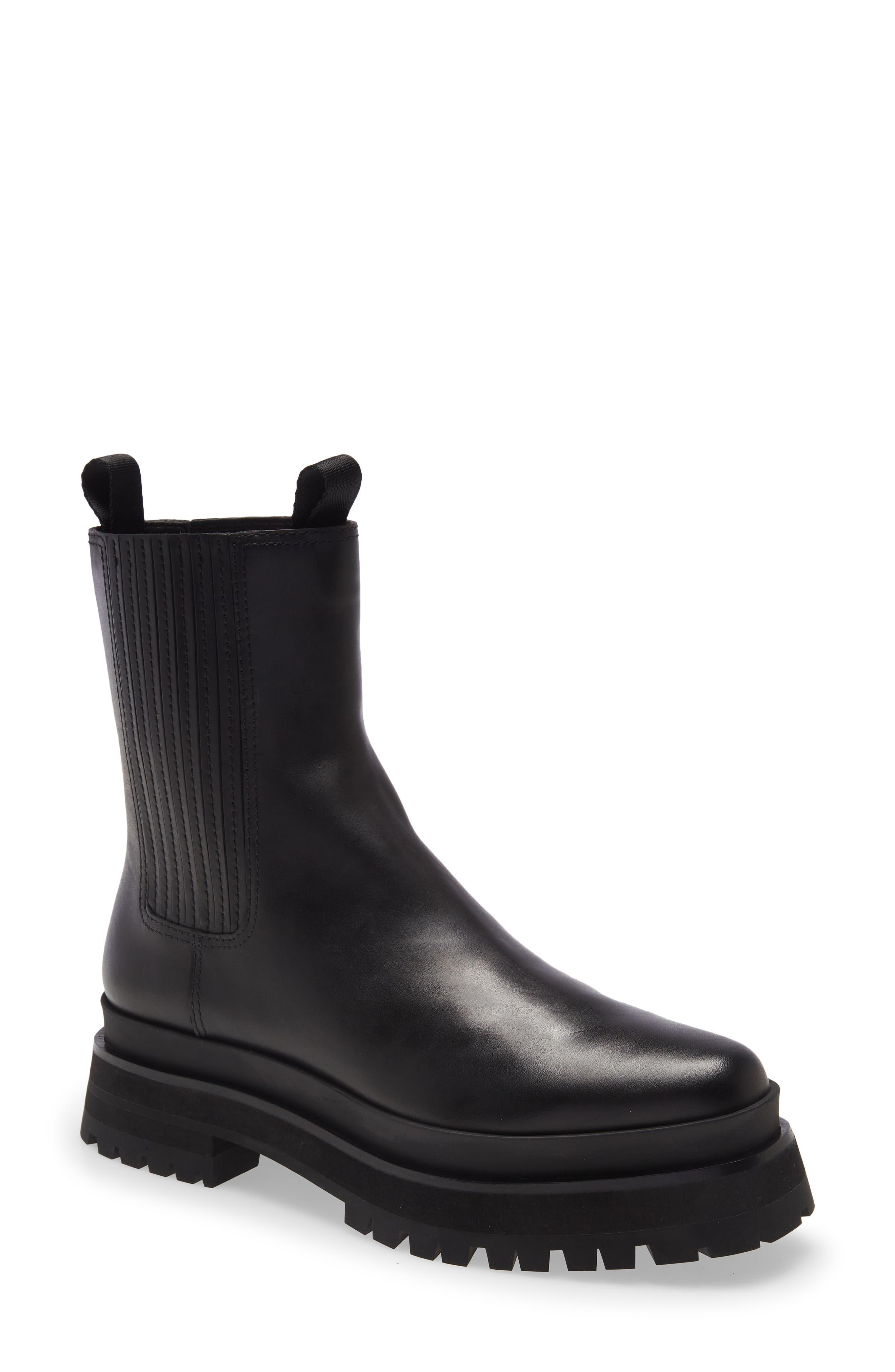 Toni Lug Sole Boot