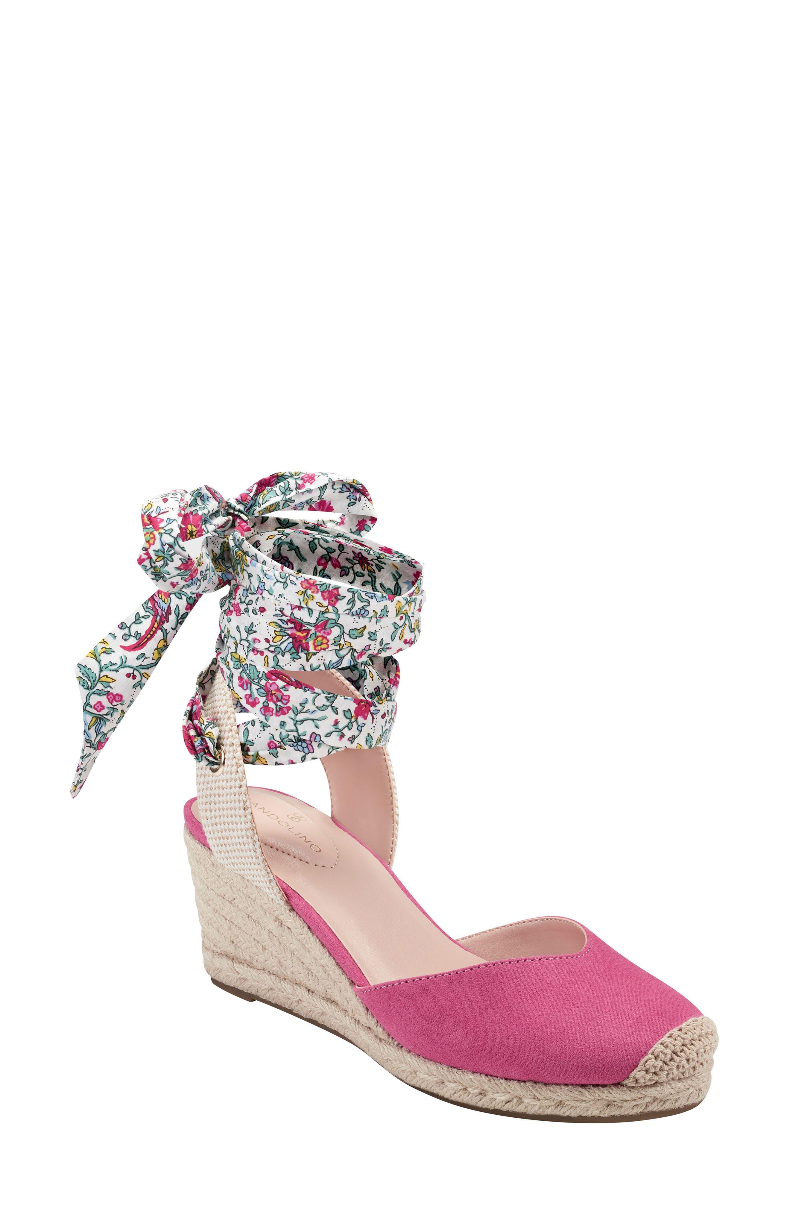 Nettie Espadrille Wedge Sandal