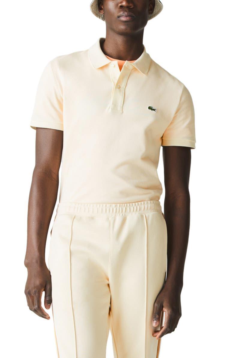 Lacoste Slim Fit Piqué Polo | Nordstrom