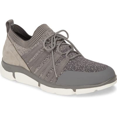 Johnston & Murphy Cleary Sneaker, Grey
