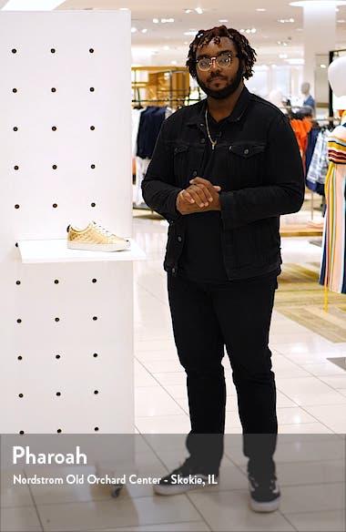 Ludo Genuine Calf Hair Sneaker, sales video thumbnail