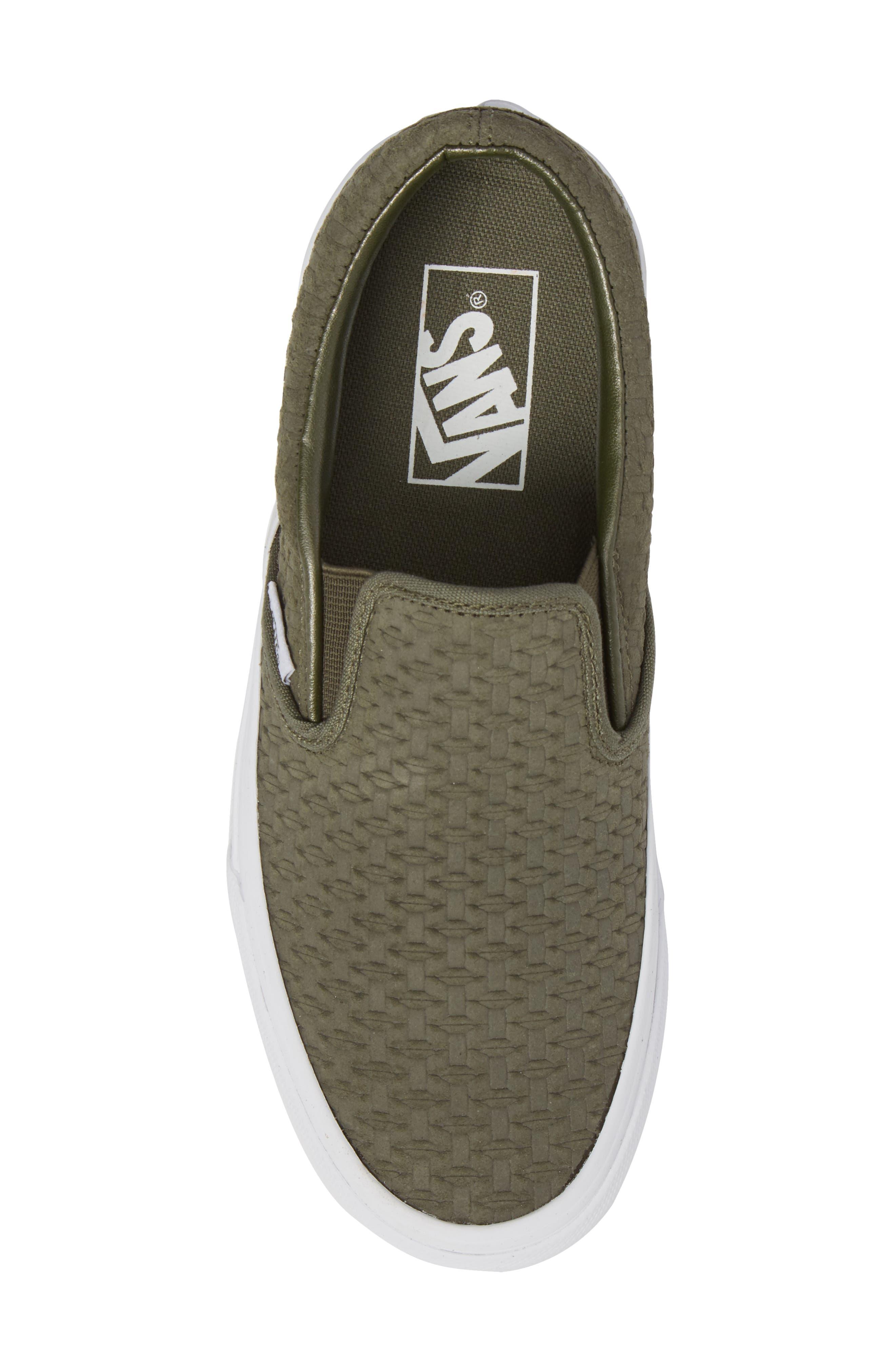 ,                             Classic Slip-On Sneaker,                             Alternate thumbnail 344, color,                             301