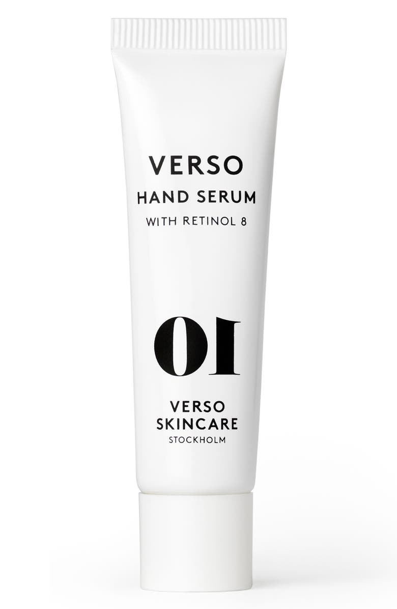 VERSO SPACE.NK.apothecary Verso Hand Serum, Main, color, NO COLOR