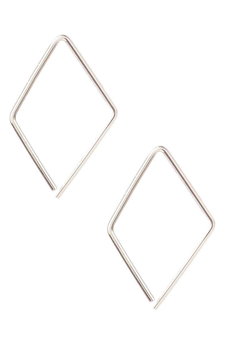 99840735e Kris Nations Kite Hoop Earrings   Nordstrom