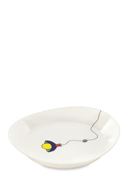 Image of BergHOFF Eclipse Porcelain Codriez Pasta Plate - Set of 2