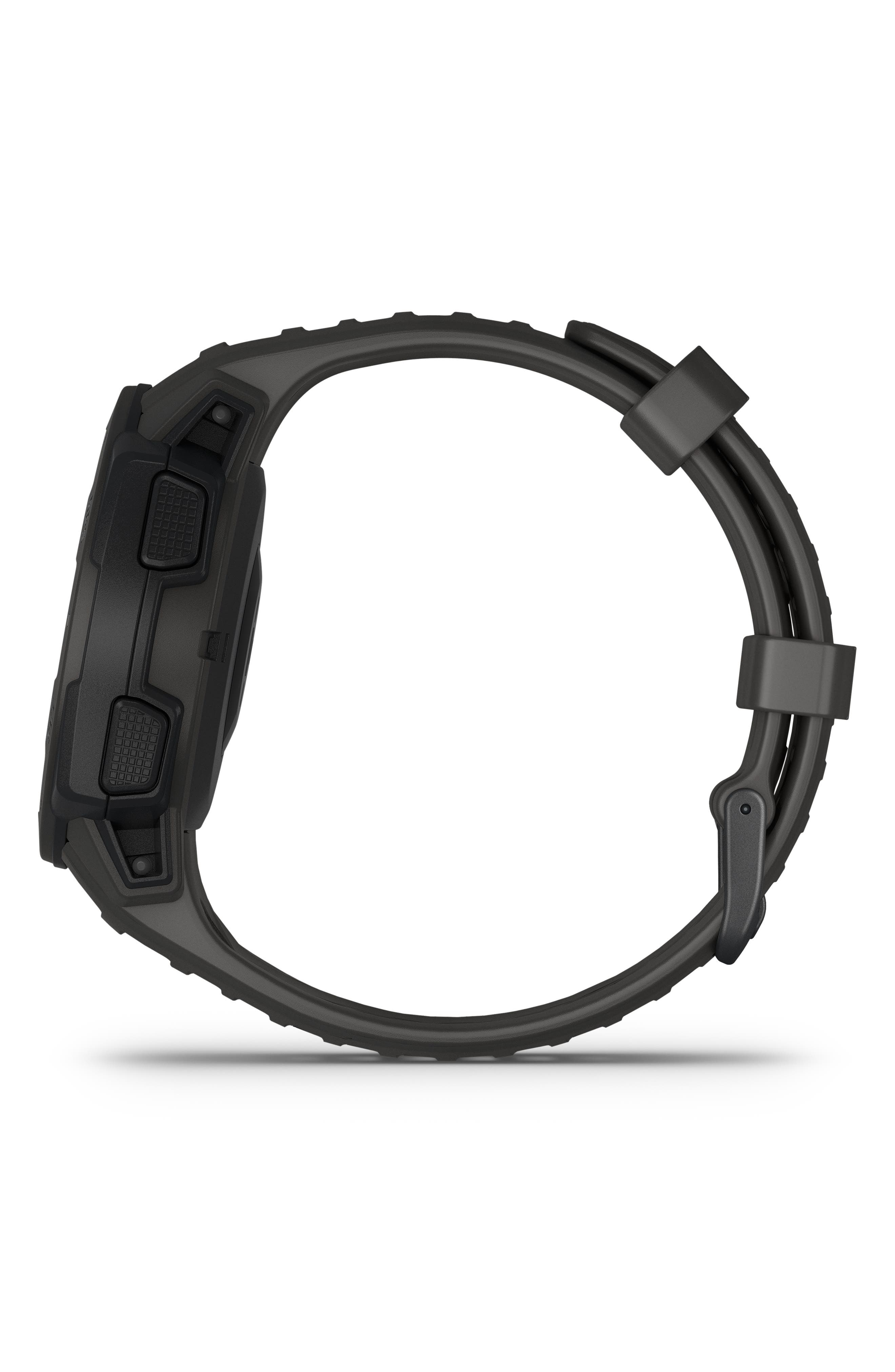 ,                             Instinct<sup>™</sup> Outdoor GPS Watch, 45mm,                             Alternate thumbnail 3, color,                             GRAPHITE