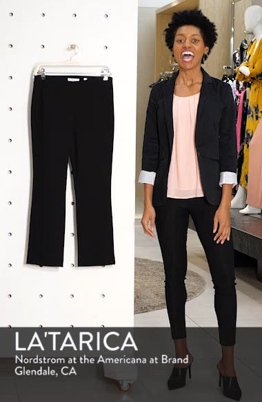 Crop Flare Pants, sales video thumbnail