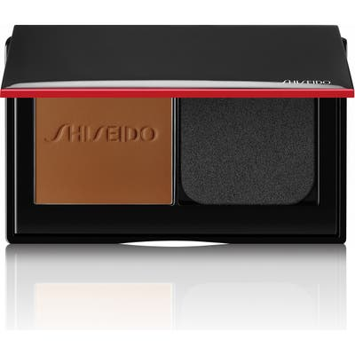 Shiseido Synchro Skin Self-Refreshing Custom Finish Powder Foundation - 510 Suede